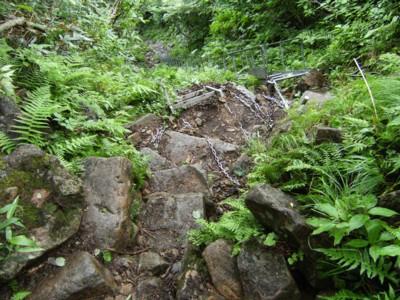 08.7.24~26 奥の細道を歩く 第34回 羽黒山~月山、湯殿山 110.jpg