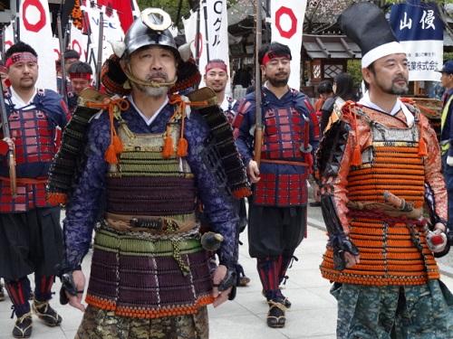 第42回信玄公祭りと桃花見へ 2013.4.6 046.jpg