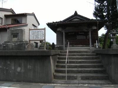 第44回 奥の細道を歩く 滑川~新湊(放生津)~高岡 2009年6月27~29日 017.jpg