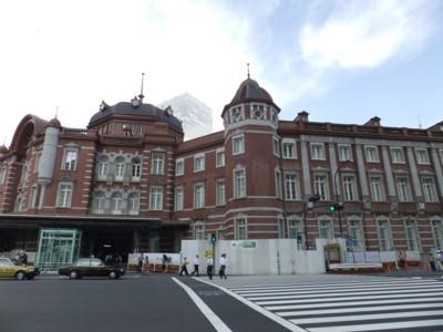 10.1にJR東京駅丸の内駅舎復原公開迫る! 2012.9.06 006.jpg