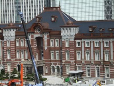 10.1にJR東京駅丸の内駅舎復原公開迫る! 2012.9.06 012.jpg