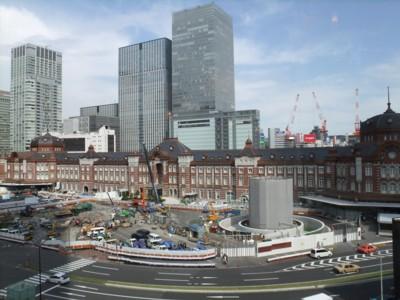 10.1にJR東京駅丸の内駅舎復原公開迫る! 2012.9.06 016.jpg