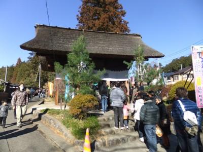 新年の初詣は、東京都青梅・塩船観音へ  2013.1.1 002.jpg