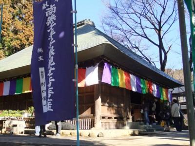 新年の初詣は、東京都青梅・塩船観音へ  2013.1.1 005.jpg