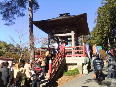 新年の初詣は、東京都青梅・塩船観音へ  2013.1.1 009.jpg