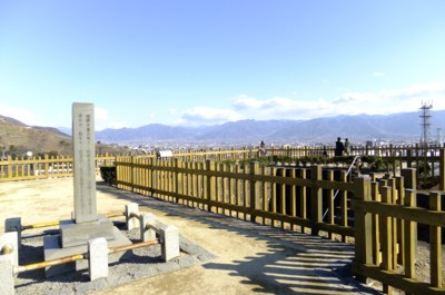 第8回甲州街道を歩く 勝沼宿~石和~柳町(甲府)宿 2012.2.19 130.jpg